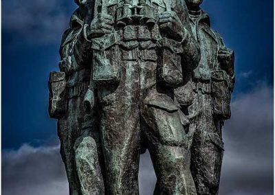 Comando Monument